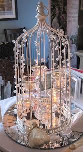 birdcage centerpieces enchanting bird cage decoration 20 birdcage wedding ideas 30212