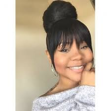 weave ponytails weave ponytail hairstyles with bangs braiding hairstyles