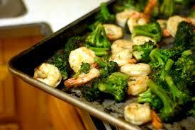 barefoot contessa roasted broccoli melissa clark s roasted broccoli with shrimp the wednesday chef
