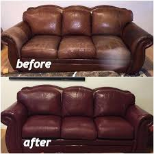 Leather Sofa Dyeing Service Unique Leather Dye Or Leather Restored Using Wine