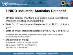 online yearbook database 1 unido productivity databases amadou boly unido al