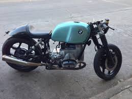 bmw motorcycle cafe racer spotted this beauty tonight in houston had to share classic bmw
