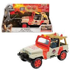 jurassic world jeep jurassic world fallen kingdom matchbox jeep wrangler with net