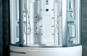 shower gripping steam shower units with tv best sliding door
