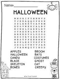 halloween print u0026 go math and literacy practice go math
