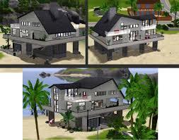 the sims 3 beach house floor plans