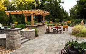 Ep Henry Fire Pit by Exterior Design Appealing Techo Bloc With Fire Pit Design And