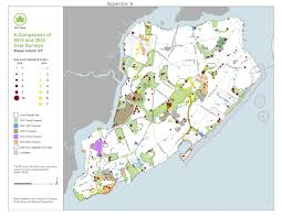 Map Staten Island D U0027oh Just 527 Deer On Staten Island In Latest City Count Silive Com