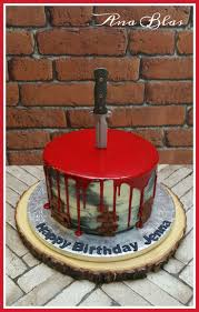 best 25 walking dead birthday cake ideas on pinterest walking
