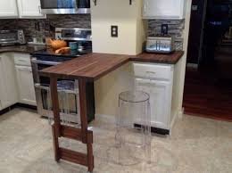Small Folding Kitchen Table by Small Kitchen Design With Folding Table Good Small Kitchen