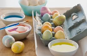 Easter Decorations At Tesco by The Best Easter Egg Decoration Ideas
