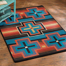 southwest rugs bright bounty rug collection lone star western decor