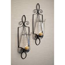 Cast Iron Wall Sconce Wrought Iron Sconces Cast Iron Candle Sconces Iron Candle Wall