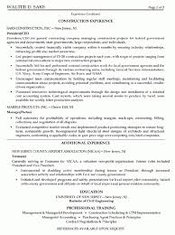 General Laborer Resume Resume Objective For General Labor Samples Of Resumes
