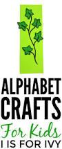 alphabet crafts for kids i is for ivy frugal mom eh