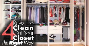 Cleaning Out Your Wardrobe 4 Rules To Clean Out Your Closet The Right Way Lauren Greutman