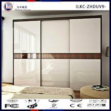 Closet Sliding Doors Overwhelming Sliding Door Wardrobe Wooden Wardrobe Cabinet Closet