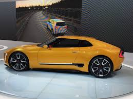 kia supercar kia gt4 stinger concept naias 2014 photo by jerrod nall gaywheels