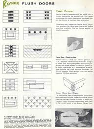 6 pages of ideas for garage doors from the 1950s retro renovation