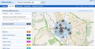 Crime Maps England Crime Map