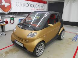 pimped out smart car lg exotic auto transport got one ship it with http lgmsports