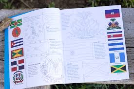 Country Flags Of The World Flags Of The World To Color U2013 Peek Inside U2013 Usborne Books U0026 More