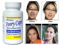 Gluta Skin ivory caps skin whitening pills glutathione whitening pills pakistan