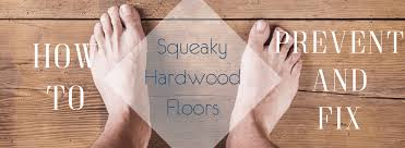 Fix Creaky Hardwood Floors - how to prevent and fix squeaky hardwood floors the flooring lady