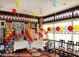 Patio Supplies by Patio Isabel Cebu Balloons And Party Supplies