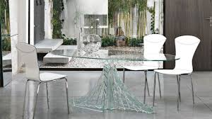 glass dining room table sets lovable glass dining room table interesting sets popular for 17