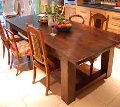 handmade kitchen furniture bespoke handmade oak refectory kitchen table quercus furniture