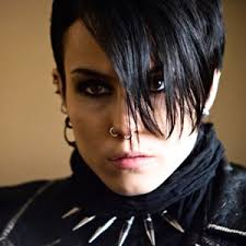 Lisbeth Salander From The With Lisbeth Salander From The With The Charactour