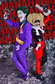 Joker And Harley Quinn Halloween Costumes by 7 Best Halloween Images On Pinterest Cosplay Ideas Costume