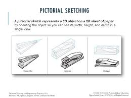 technical sketching c h a p t e r t h r e e technical drawing