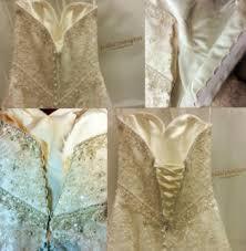 chagne wedding dress wedding dress alterations dallas fort worth bridal tuxedo shop