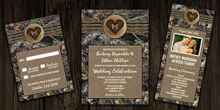 camouflage wedding invitations wedding invitation themes camo wedding invitations