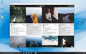 layout instagram pc for instagram desktop app arrives on windows