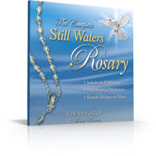 rosary cd complete still waters rosary cd joseph communications