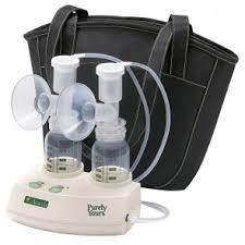 Ameda Comfort Gel Breast Pumps