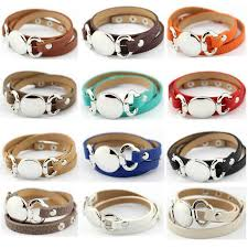 monogrammed cuff bracelet charm braclet picture more detailed picture about 13 colors
