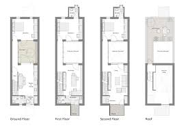search floor plans courtyard pool home plans lovely narrow row house floor plans