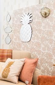 laura ashley press show aw16 pineapple mirror apartment ideas