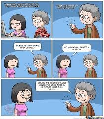 Computer Grandma Meme - grandma issues by pimpmyrage meme center