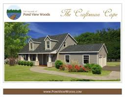 vire cape house plans the at pond view woods orchard