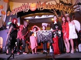 Halloween Entertainment Blast From The Past Citta Mall And 1 Mont Kiara Halloween
