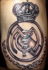 roma tattoos football tattoos real madrid youtube