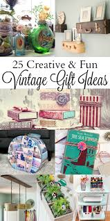 Unique Photo Gifts by 25 Creative And Fun Vintage Gift Ideas Gift Guide