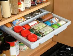 cabinet pull out spice rack wayfair