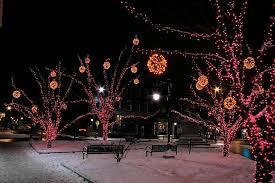 Portland Christmas Lights On Being Illuminating Maine U0027s Deep Winter With Light