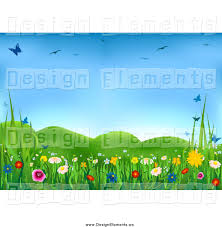wild flowers in wild meadows wild flower meadow clipart clipground